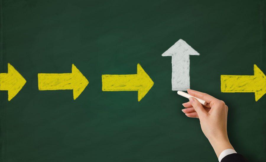 Gerenciar o fator humano para mudar a organização e impulsionar sua contínua transformação!